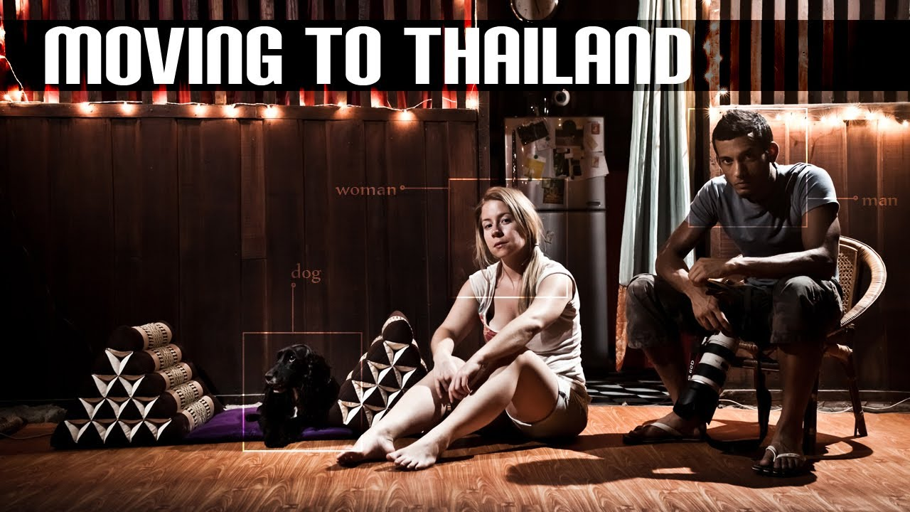 Moving to Thailand – 8 Miles from home – 8MFH EP1