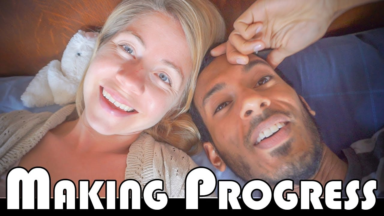 PROGRESS IS BEING MADE – LEARNING PORTUGUESE – FAMILY DAILY VLOG