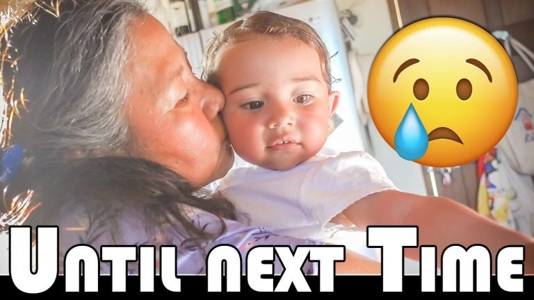 IT'S HER LAST DAY IN PORTUGAL – STORY SAYS GOODBYE TO PHWAH PHWAH – FAMILY DAILY VLOG