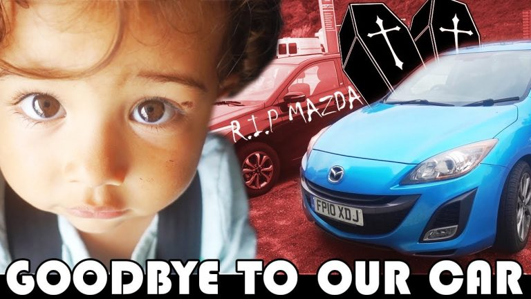 SAYING GOODBYE TO OUR CAR – FAMILY DAILY VLOG