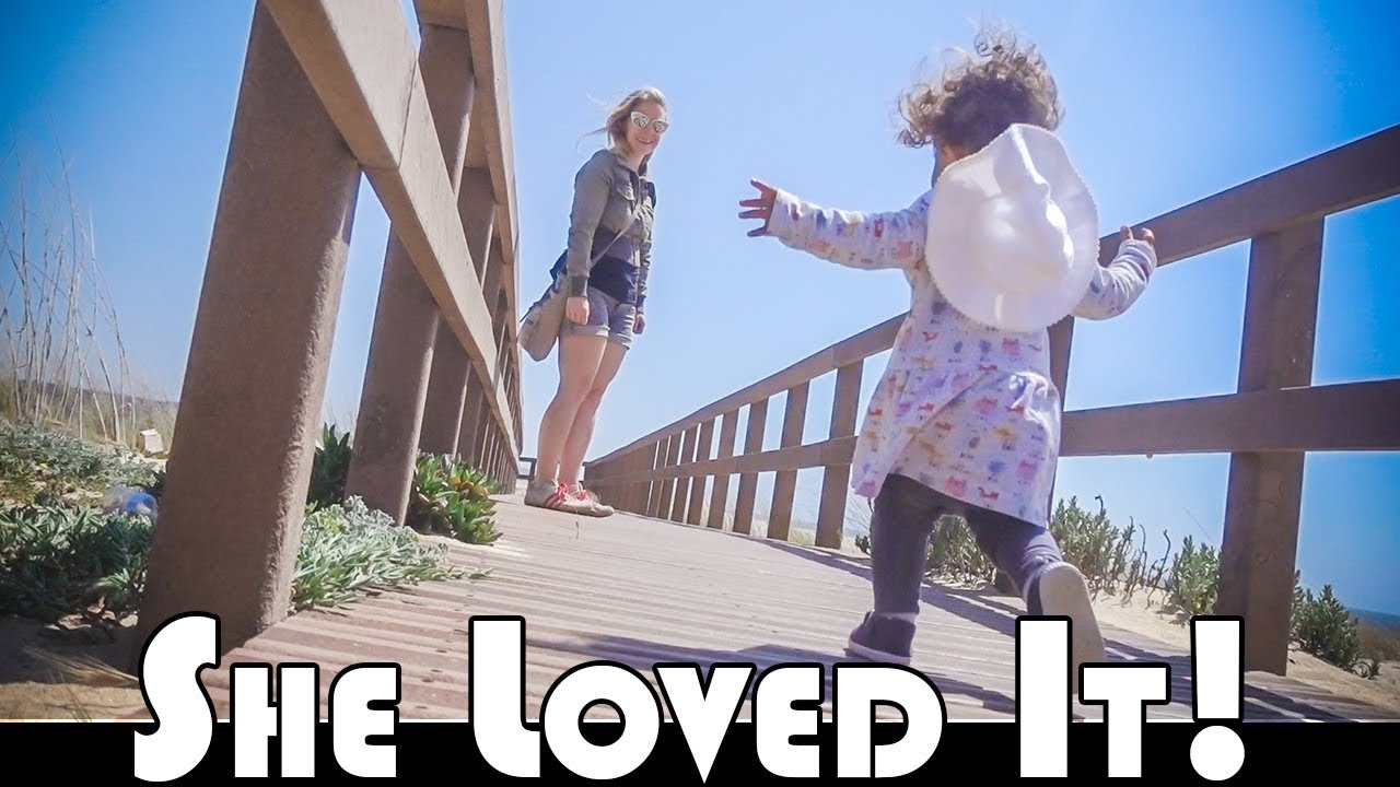 SHE LOVED THE LAGOON, WHAT A GREAT PLACE – FAMILY DAILY VLOG