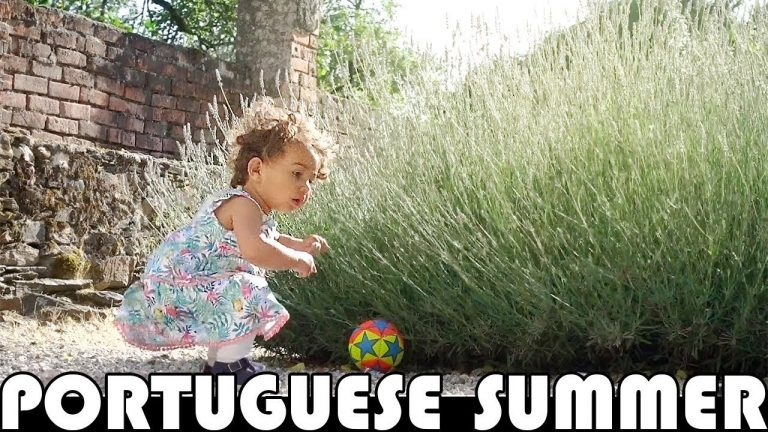 SUMMER IN CENTRAL PORTUGAL – FAMILY DAILY VLOG