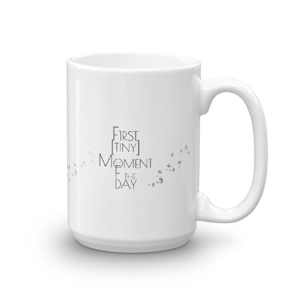Tiny Moments Coffee Mug