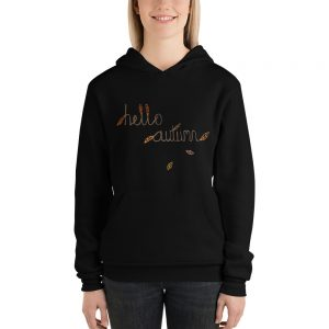 Hello Autumn Unisex hoodie