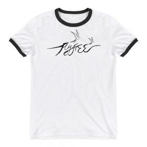 1950's 'Fly Free' Ringer T-Shirt